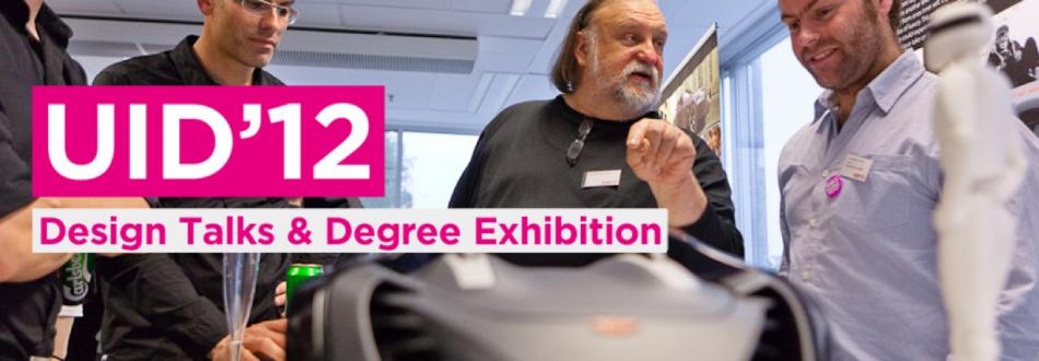 Umeå Institute of Design 2012 degree exhibition