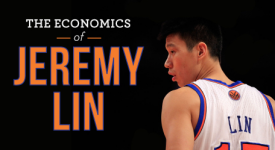 林書豪經濟,The Economics of Jeremy Lin,Linsanity