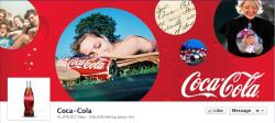 facebook coca cola 可口可樂