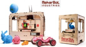 MakerBot平价桌上型快速原型(Rapid Prototyping,3D打印)成形机Replicator | Jianyou in Milan