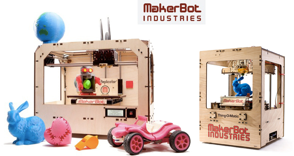 MakerBot平價桌上型快速原型(Rapid Prototyping,3D列印)成形機Replicator | Jianyou in Milan