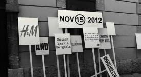 瑞典時尚品牌「H&M」今年要跟法國時尚品牌「Maison Martin Margiela馬汀.馬吉拉」手牽手啦! wei-hsin in japan