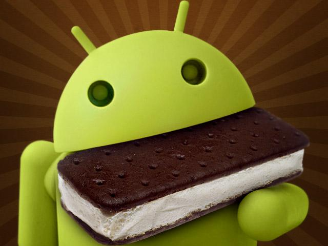 你的Android行動裝置開始吃冰淇淋三明治(ice cream sandwich)了嗎? Are you eating Android Ice Cream Sandwich now?