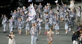 奧運中華台北隊進場(鄭任南攝)