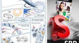 产品数位设计草图绘制教学(二)﹣软件界面简介 Autodesk Sketchbook Pro | Jianyou in Milan