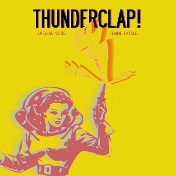 Thunderclap:前所未見的訊息擴散平台 Thunderclap: The First Crowdspeaking Platform