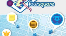 Foursquare 推出新的廣告模式 Foursquare Launches Promoted Updates