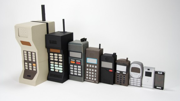 the growth of mobile phone industry