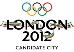 the london olympic games logo
