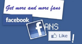 四种方式增加你的Facebook粉丝! 4 Ways to Boost Your Facebook Fans