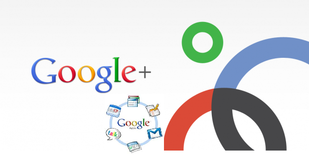 google+ and other Google app
