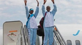 索馬利亞奧運隊因為Facebook而圓夢 Somali Olympic Team Gains the World's Support on Facebook