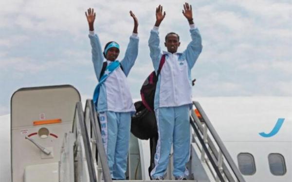 索馬利亞奧運隊因為Facebook而圓夢 Somali Olympic Team Gains the World's Support on Facebook