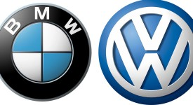 bmw and vw's interactive marketing campaign