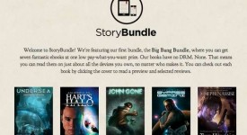 StoryBundle用不一样的方式销售书籍|StoryBundle:A Different Way to Sell Your Books