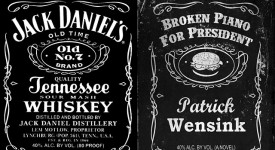 trademark dispute between Wensink & Jack Daniels