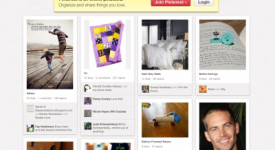 Zappos和Pinterest合作,提供不一样的消费方式|Here's How Zappos' Huge Bet On Pinterest