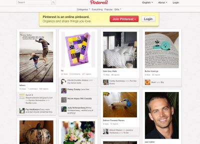 Zappos和Pinterest合作,提供不一樣的消費方式|Here's How Zappos' Huge Bet On Pinterest