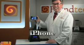 【Will It Blend?最强果汁机 vs 最强手机,谁赢?】