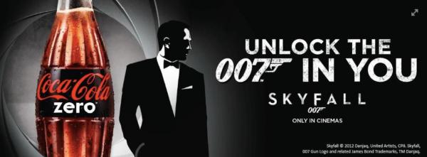 【想要免費觀賞最新的007電影,就趕快到第6月台!】