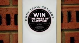 【乳癌防治的創意iPad互動式廣告- Prize Of A Lifetime】