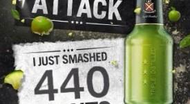 【JAMESON爱尔兰威士忌的数位行销-Apple Attack】