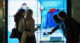 【未来的橱窗购物趋势-交互式橱窗】