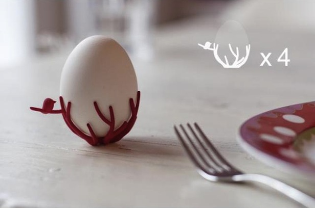 incredible 3D printing-Egg Cup
