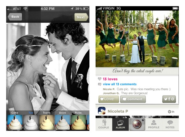 This App Could Change The Way You Use Wedding Photo Album