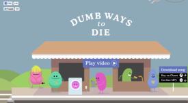 【最可愛的鐵路安全宣導短片-Dumb Ways To Die】