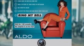 【案例】Aldo女鞋Instagram行銷:以色列大街上的驚喜之鈴