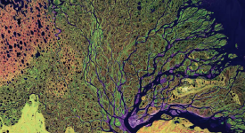 Lena River Delta_Russia