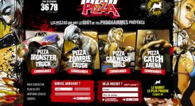 法国电视台MCM的行销案例-宅男披萨