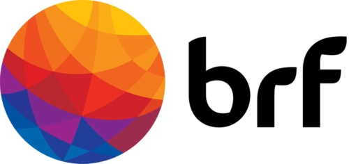 """BR43389LOGO 巴西第二大食品公司""""BRF""""新品牌标识"""