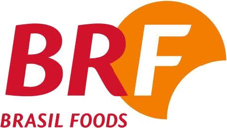 "BRF Brasil Foods logo 巴西第二大食品公司""BRF""新品牌標識"