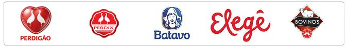 """brf brands 巴西第二大食品公司""""BRF""""新品牌标识"""