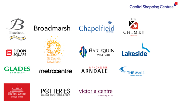 "csc brands 1 新Logo:英國最大購物中心運營商CSC更名""Intu"""