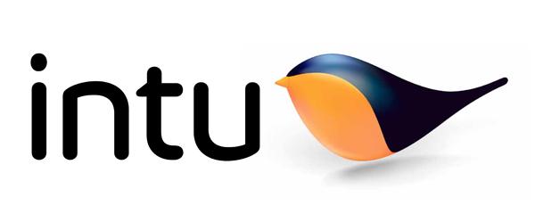"intu new logo 1 新Logo:英国最大购物中心运营商CSC更名""Intu"""