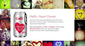 《解析》健怡可樂ShowYourHeart,再造碳酸飲料健康新形象