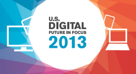 comScore:2013年將是數位產業最驚心動魄一年
