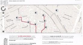 奥迪西班牙的行销:用GPS来告诉您景点故事