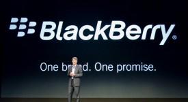 """黑莓手機製造商RIM公司正式改名為""""黑莓"""""""