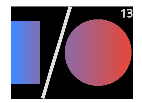 google io2013 logo Google I/O 2013 谷歌開發者大會Logo