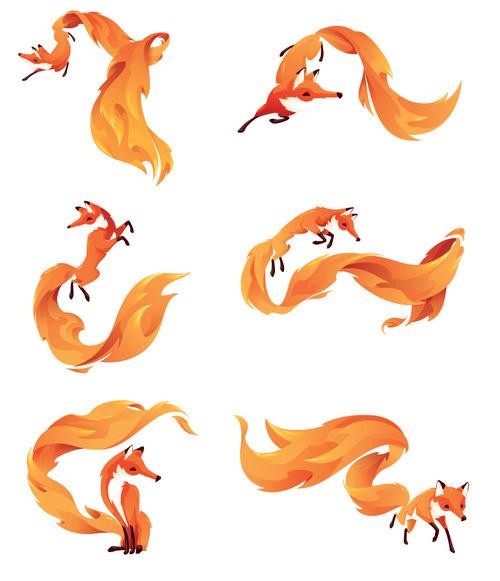 "FirefoxO 3 火狐移動操作系統""FireFox OS""品牌視覺設計"