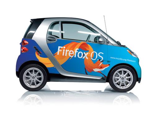 """FirefoxOS 10 火狐移動操作系統""""FireFox OS""""品牌視覺設計"""