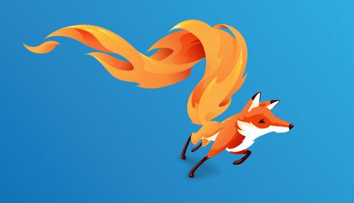 """FirefoxOS 4 火狐移動操作系統""""FireFox OS""""品牌視覺設計"""