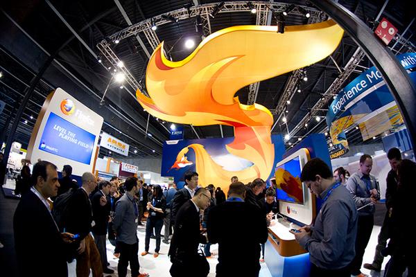 """FirefoxOS 6 火狐移動操作系統""""FireFox OS""""品牌視覺設計"""