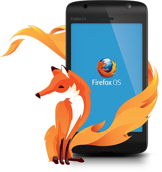 """FirefoxOS 火狐移動操作系統""""FireFox OS""""品牌視覺設計"""
