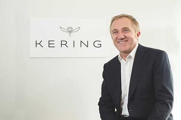 Kering new logo 4 世界第三大奢侈品集團PPR更名為Kering開雲