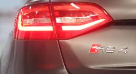Audi 跨界開始打漆彈?RS4 Avant宣傳廣告案例分享